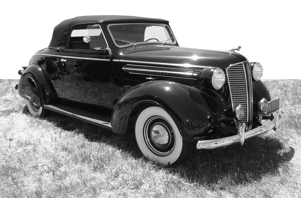 Neil Emory 1937 Dodge - Custom Car ChronicleCustom Car Chronicle