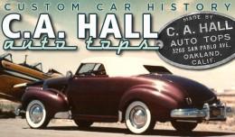 C. A. Hall Tops