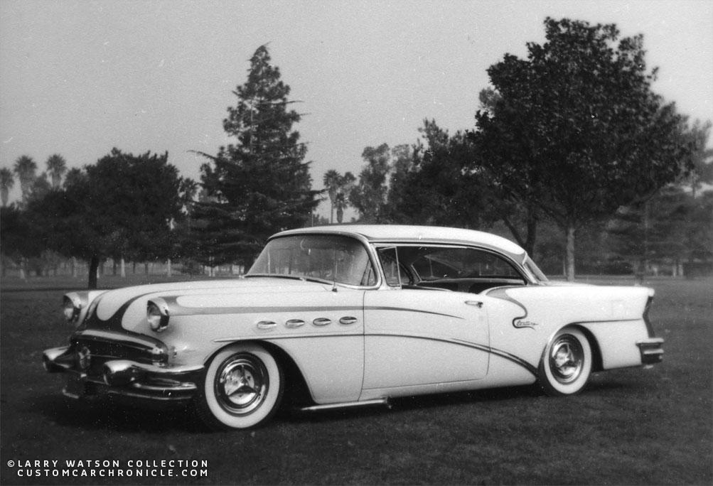 Gary Niemie 56 Buick Custom Car Chroniclecustom Car Chronicle