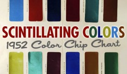 Barris color Scintillating metallic