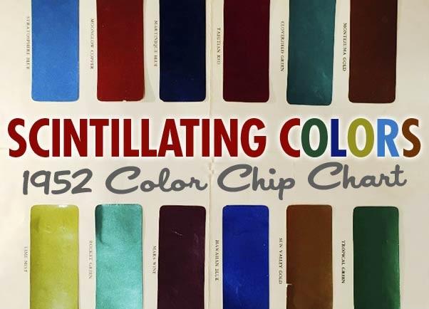 Barris color Scintillating metallic