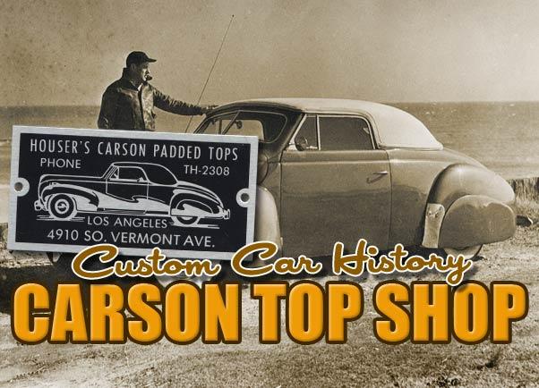 Carson Top Shop