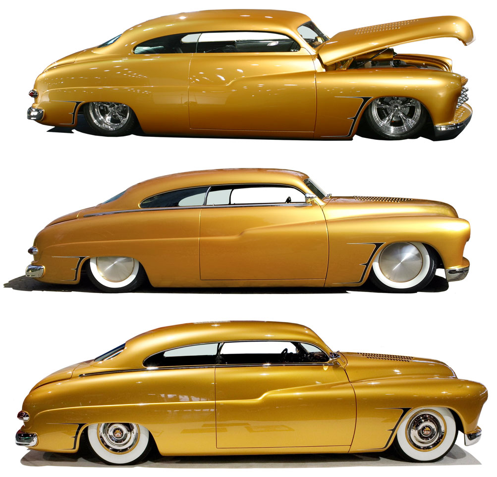 50 Merc Goldrush Custom Car Chroniclecustom Car Chronicle