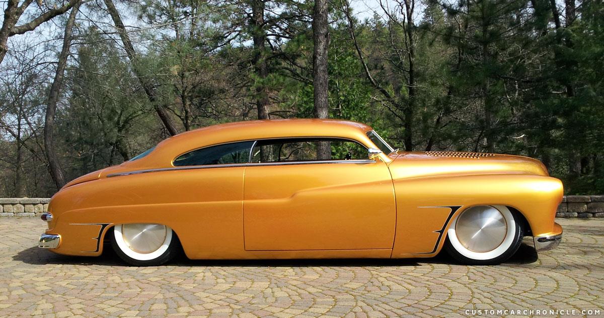 50 merc goldrush custom car chroniclecustom car chronicle. Black Bedroom Furniture Sets. Home Design Ideas