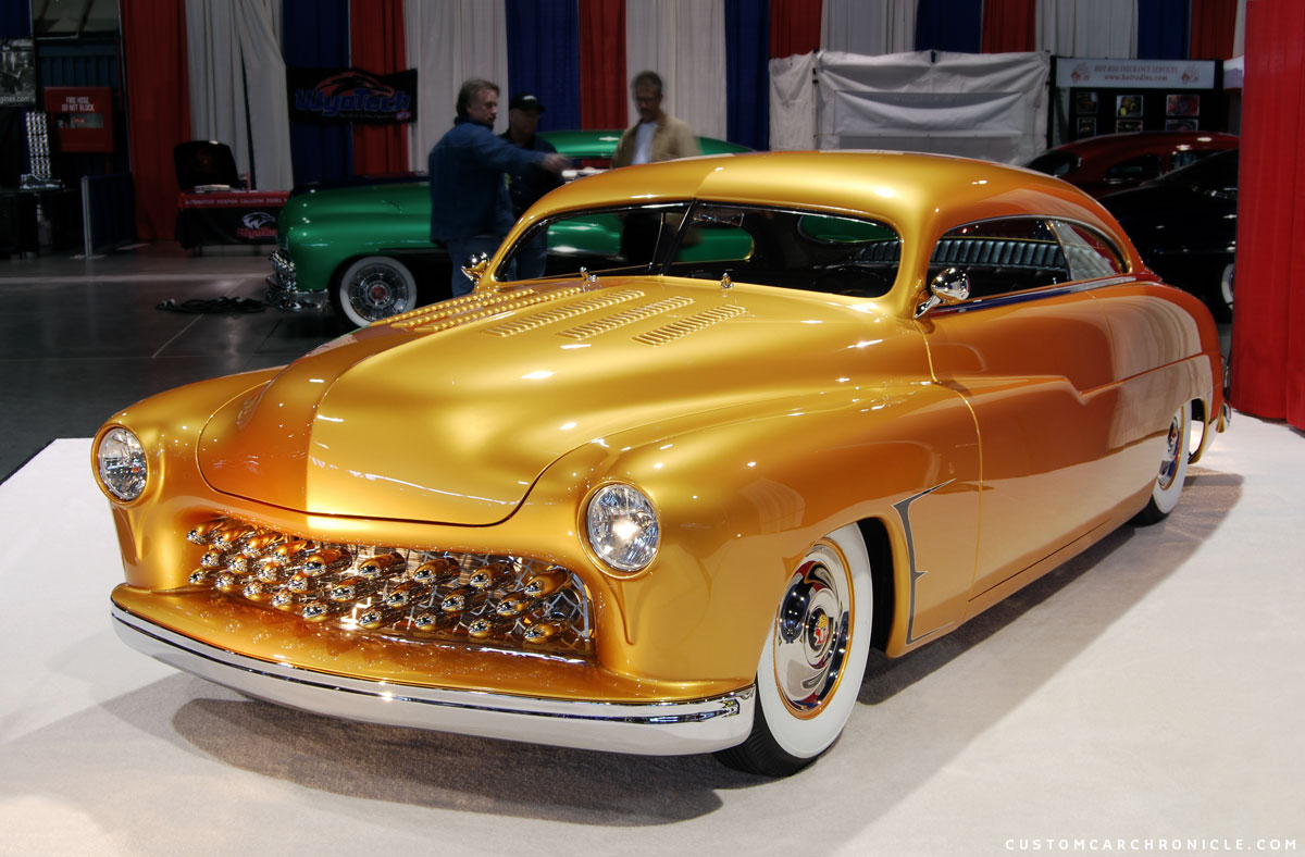 Mercury Old Car