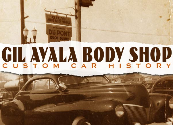 Ayala Body Shop