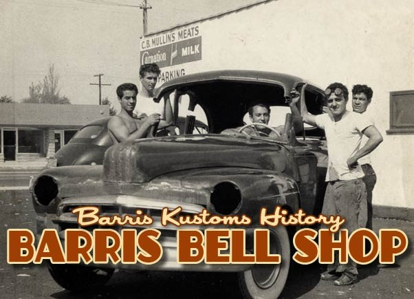 Barris Bell Shop