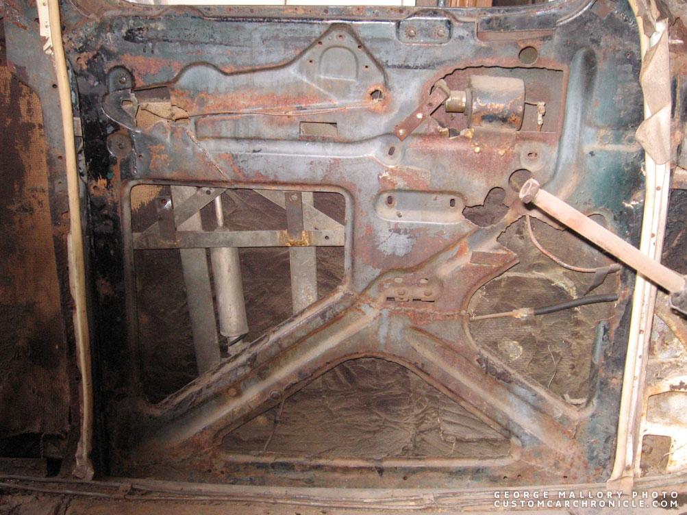 Inside a Barris Kustom