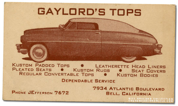 CCC-bill-gaylord-49-mercury-business