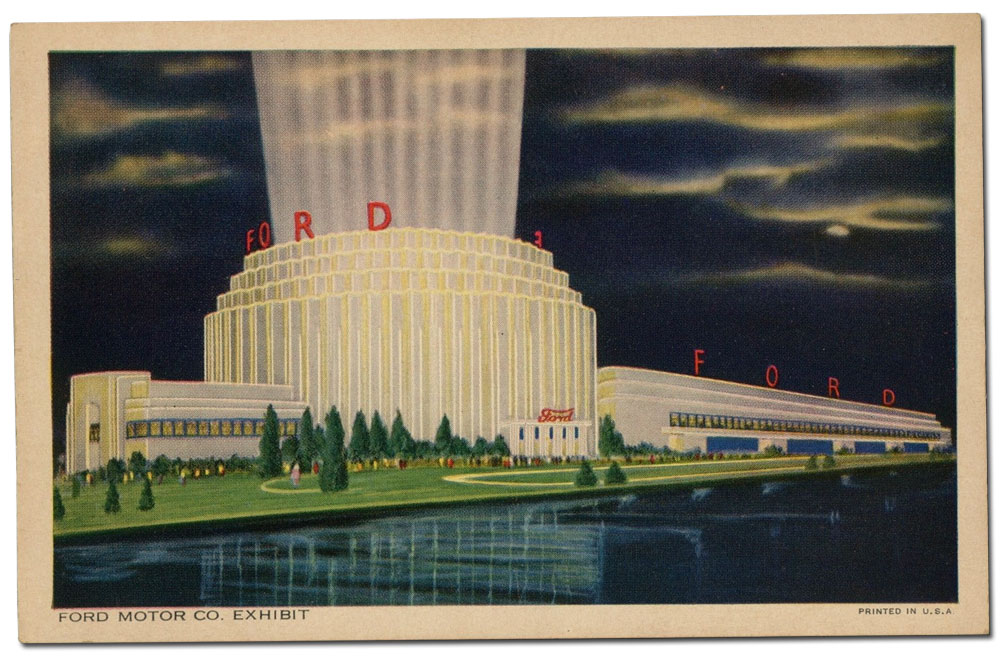 CCC-ford-rotunda-customs-1933-post-card