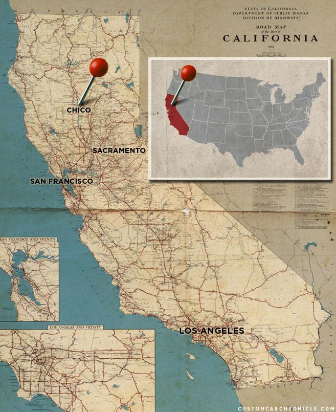 CCC-chico-california-map