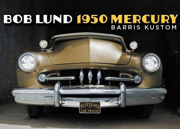 Bob Lund 50 Mercury