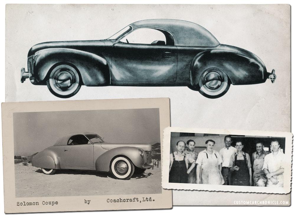 Coachcraft 1940 Ford - Custom Car ChronicleCustom Car Chronicle