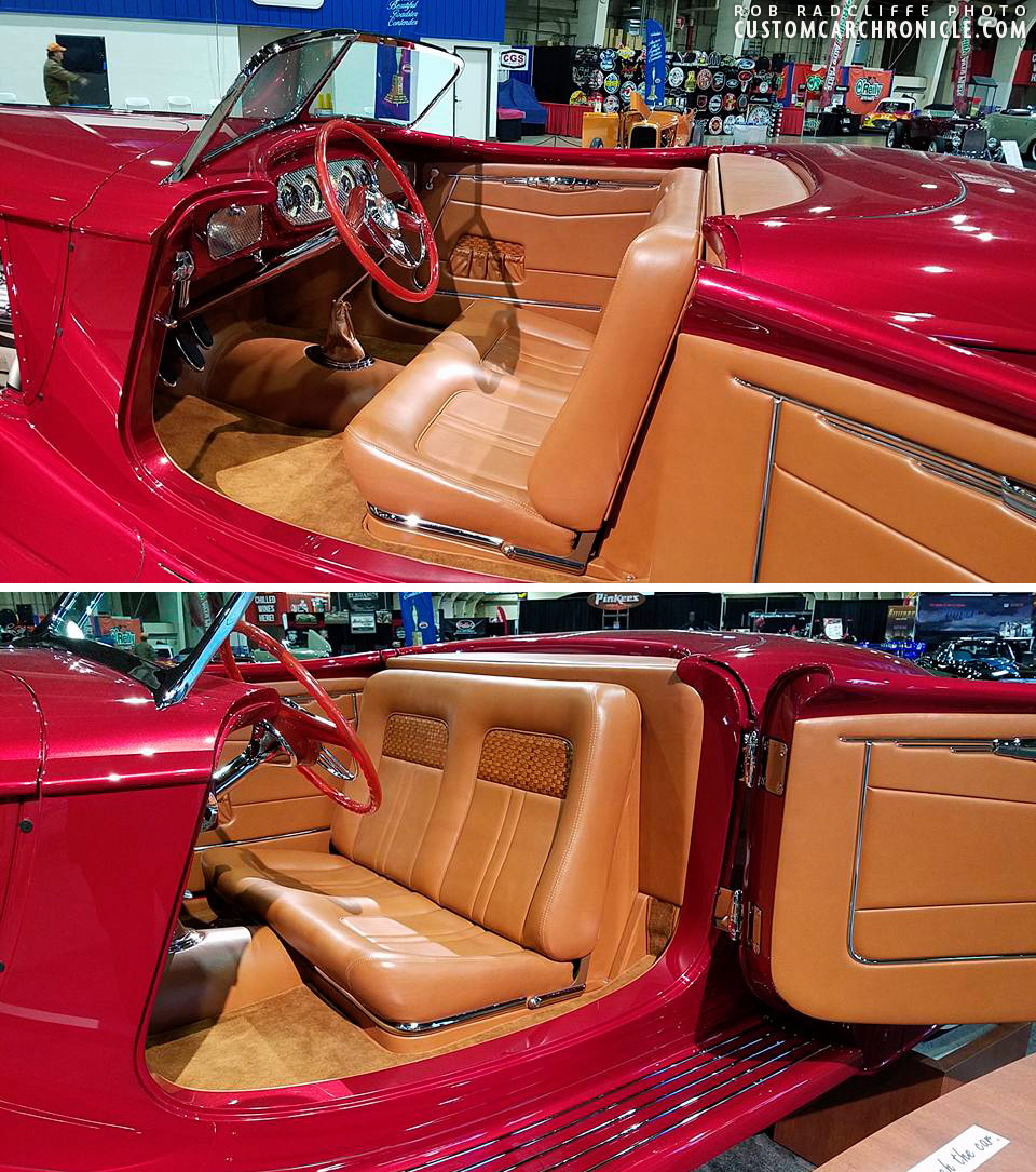 americas most beautiful roadster 2017 custom car chroniclecustom car chronicle. Black Bedroom Furniture Sets. Home Design Ideas