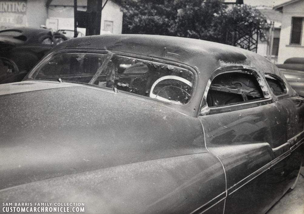 Sam Barris Chopping Merc Album 3 - Custom Car ChronicleCustom Car ...