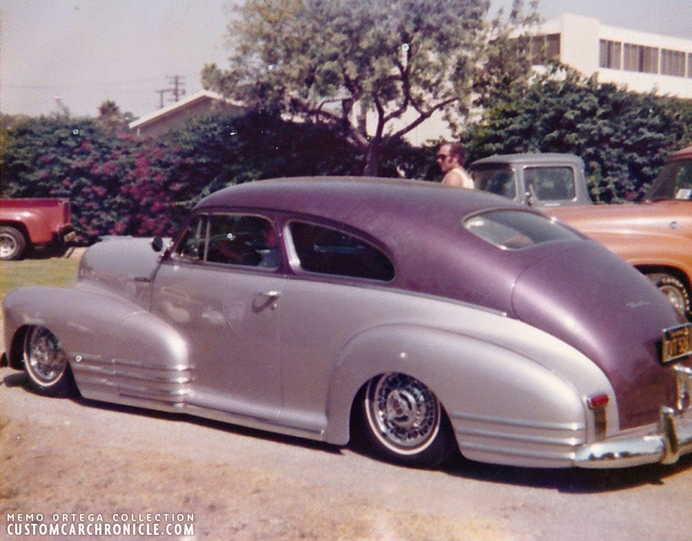 Memo Ortega Stories Part Custom Car ChronicleCustom Car Chronicle - Hot rod shows near me