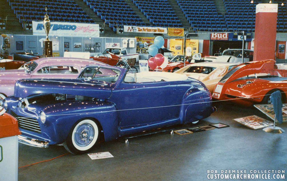 Grand National Car >> 1989 Oakland Roadster Show - Custom Car ChronicleCustom ...