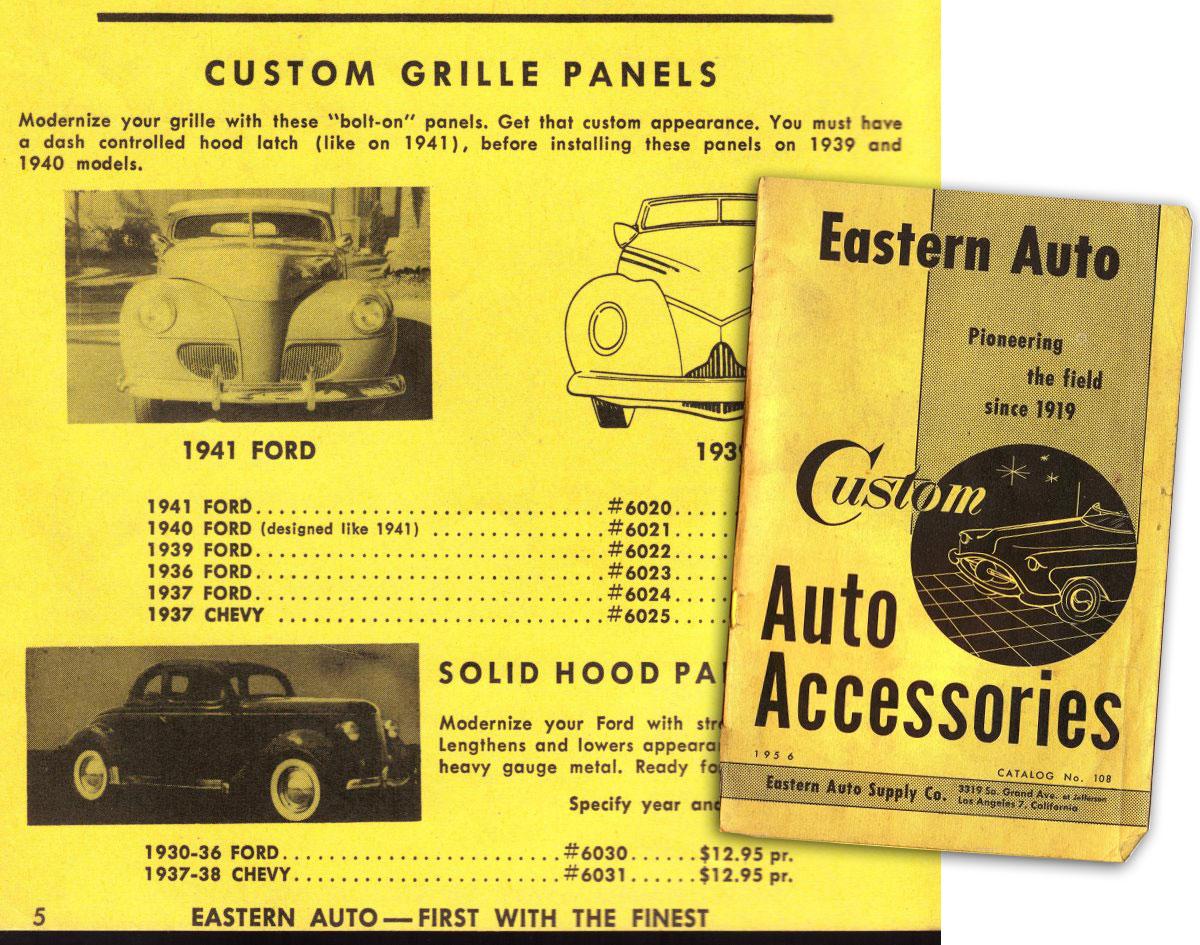 1941 Ford Mystery Convertible - Custom Car ChronicleCustom Car Chronicle