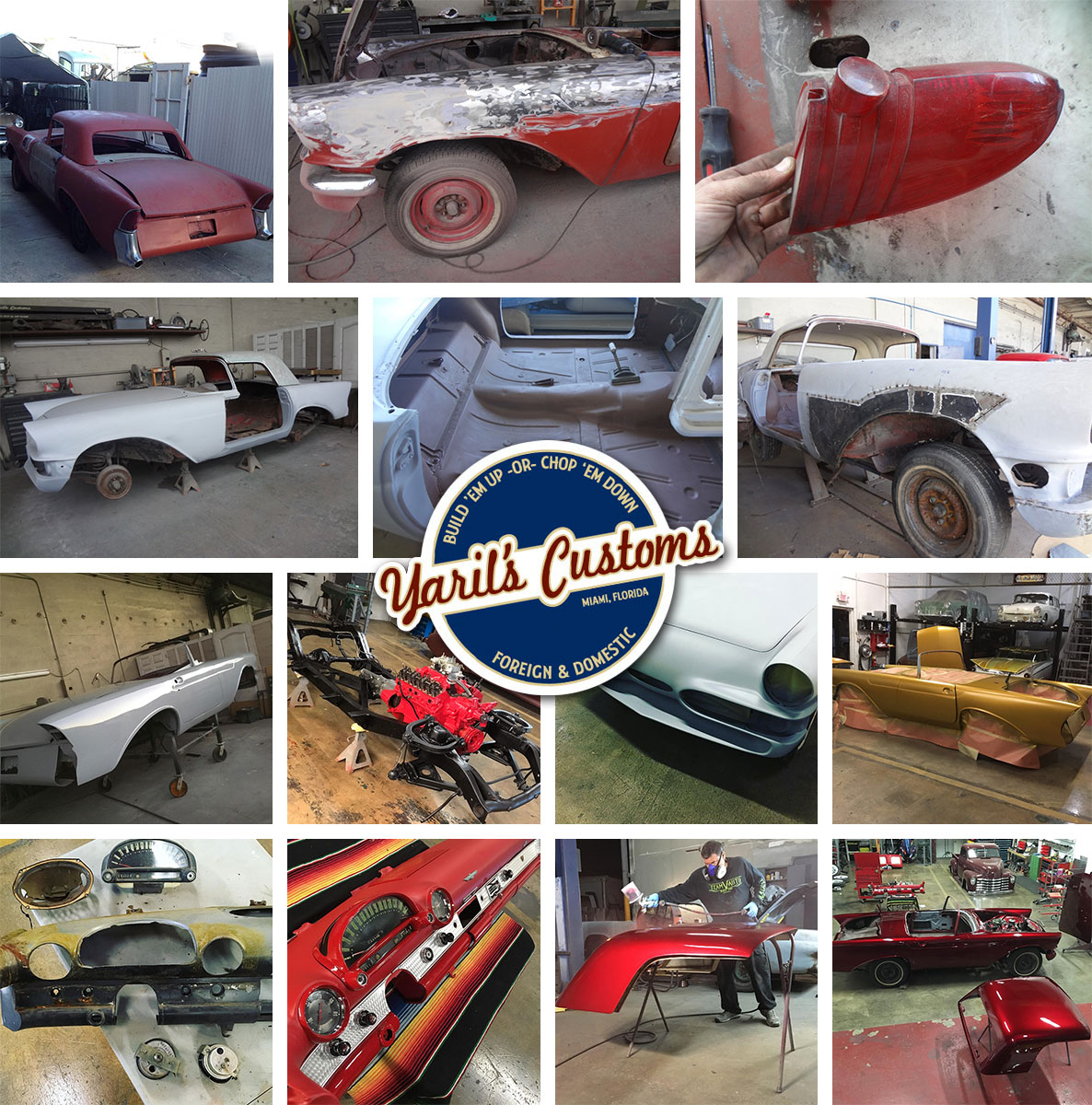 Gil Ayala Wild Bird Restored - Custom Car ChronicleCustom Car Chronicle