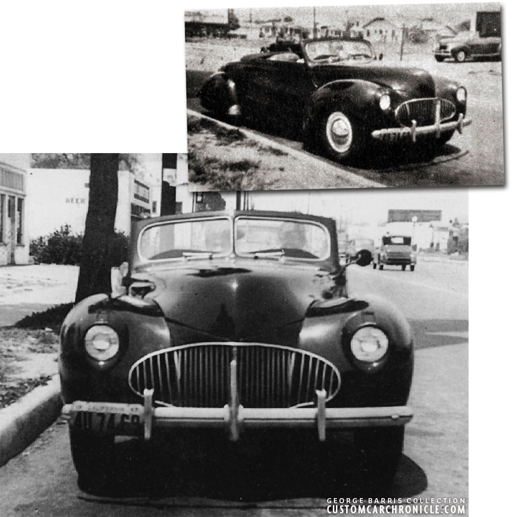 1941 Ford Grille Diagram Electrical Wiring Diagrams Car Horizontal Custom Grilles Chroniclecustom Chronicle Dash