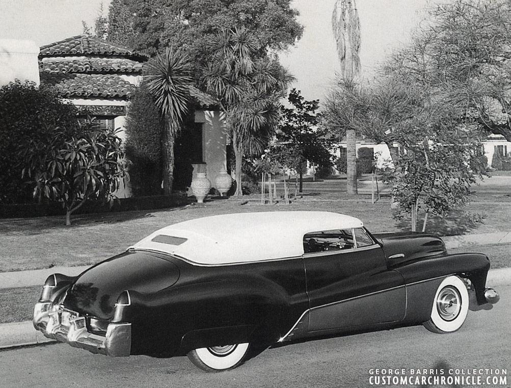 Lou Allen 1947 Buick