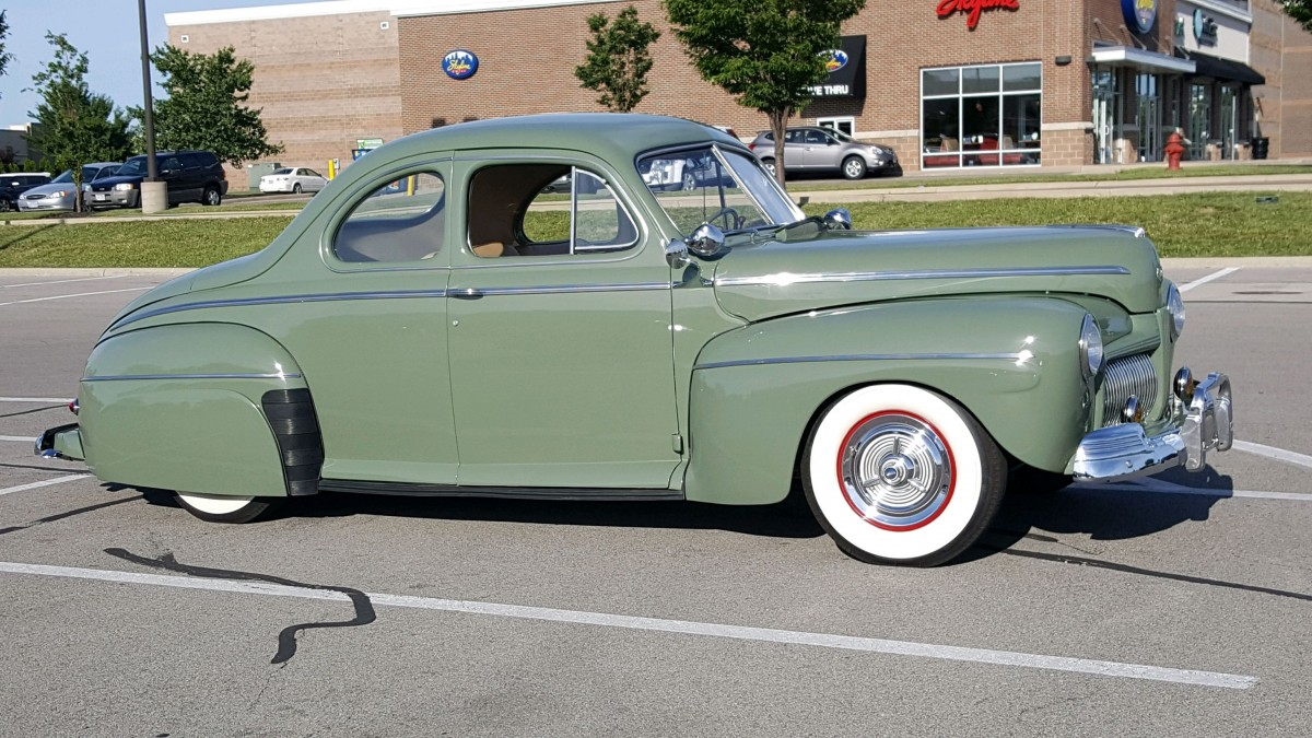 1942 Ford Business Coupe Traditional Style Custom Custom Car