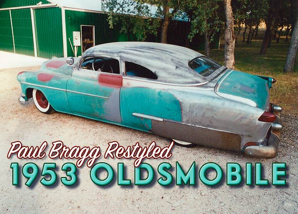 1953 Oldsmobile Frontview | 1953 Oldsmobile 88 Coupe | Classic Car ...