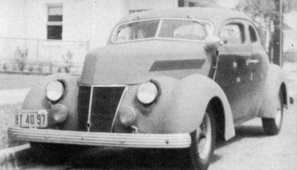 1937 Ford Customs - Custom Car ChronicleCustom Car Chronicle
