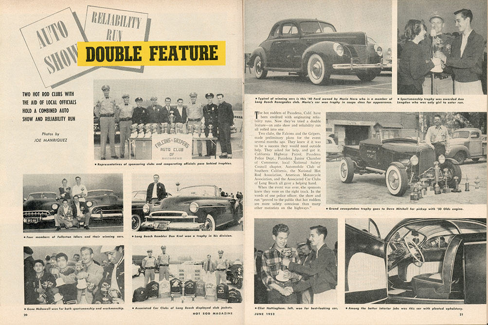 Nick Matranga Mercury - Custom Car ChronicleCustom Car Chronicle