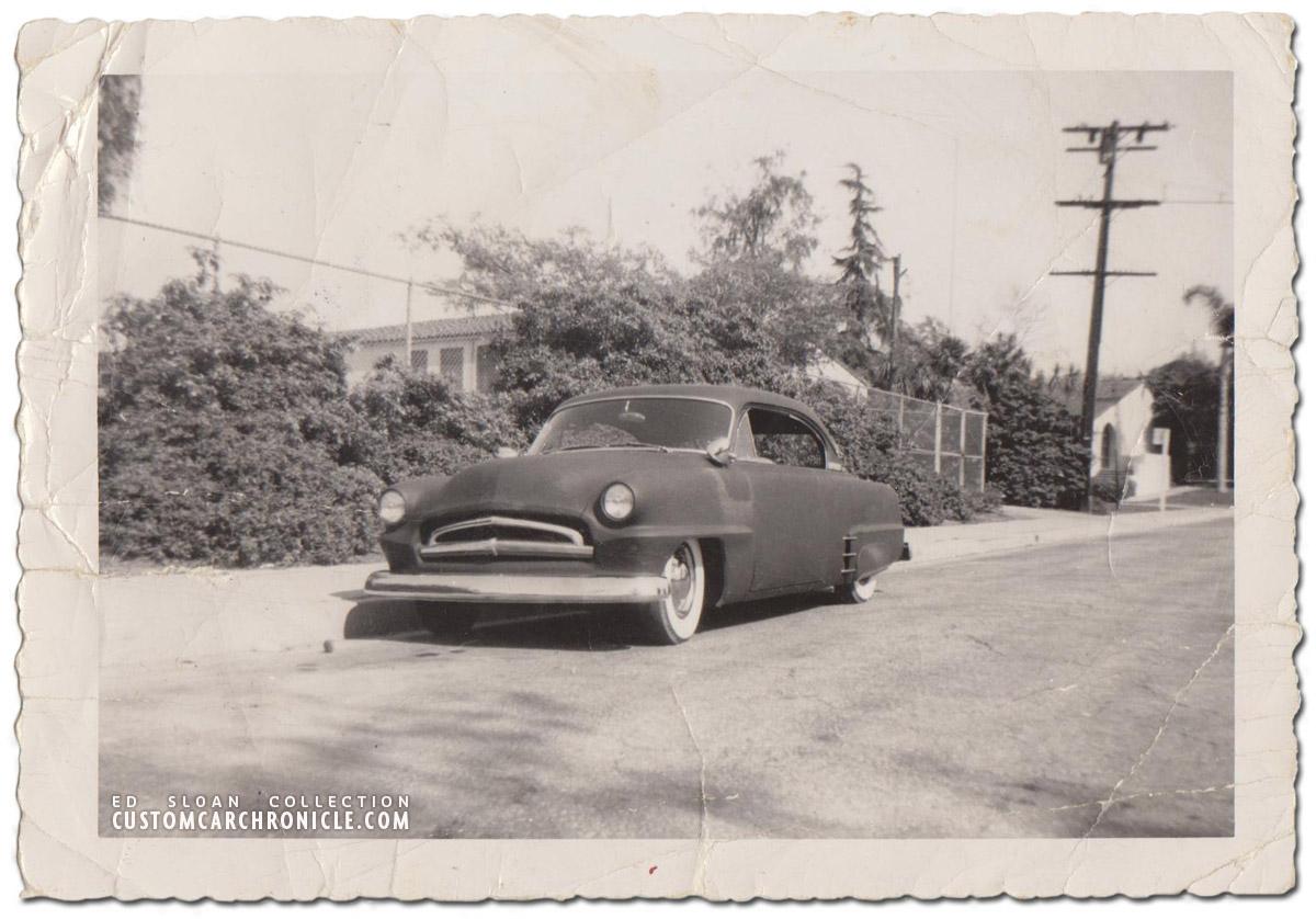 Ed Sloan 1953 Plymouth - Custom Car ChronicleCustom Car Chronicle
