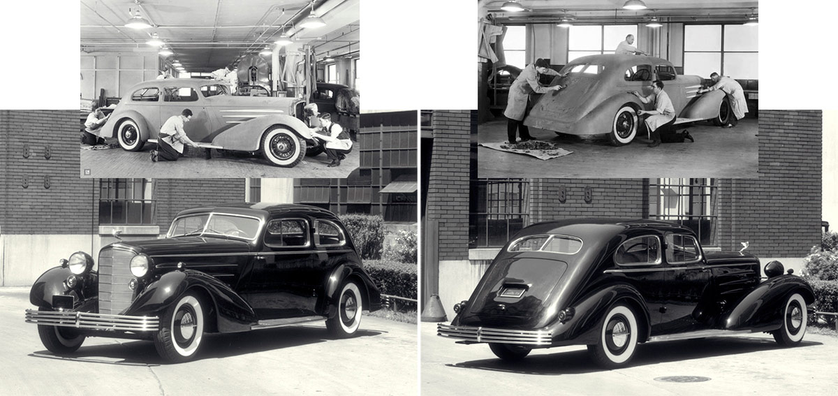 History of the Early Custom Car - Custom Car Chronicle