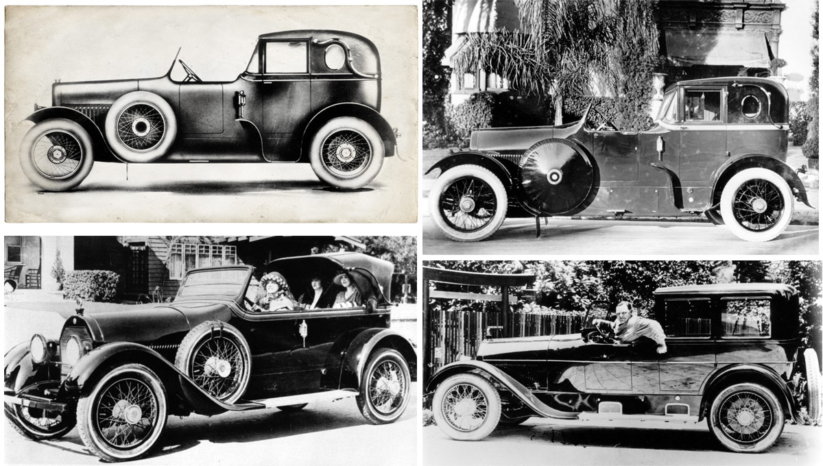 History of the Early Custom Car - Custom Car ChronicleCustom Car ...