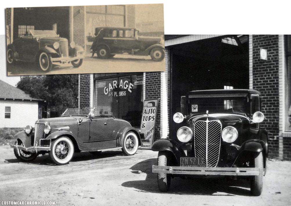 History of the Early Custom Car - Custom Car ChronicleCustom Car ...