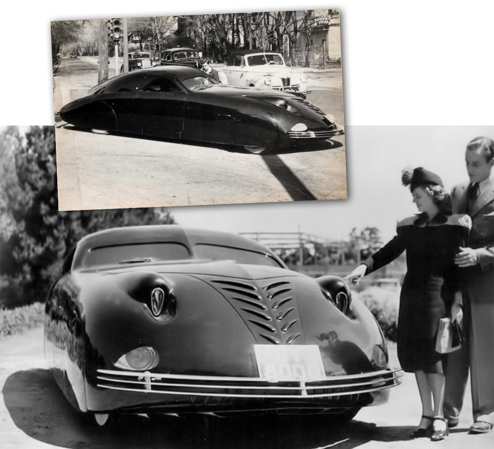 History of the Early Custom Car