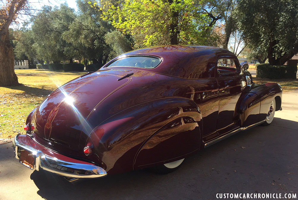 1948 Chevy Coupe - Custom Car ChronicleCustom Car Chronicle