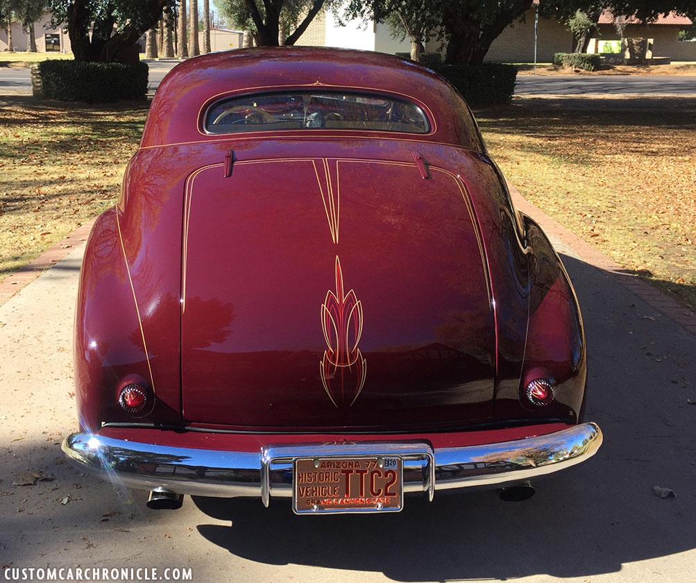 1948 Chevy Coupe - Custom Car ChronicleCustom Car Chronicle