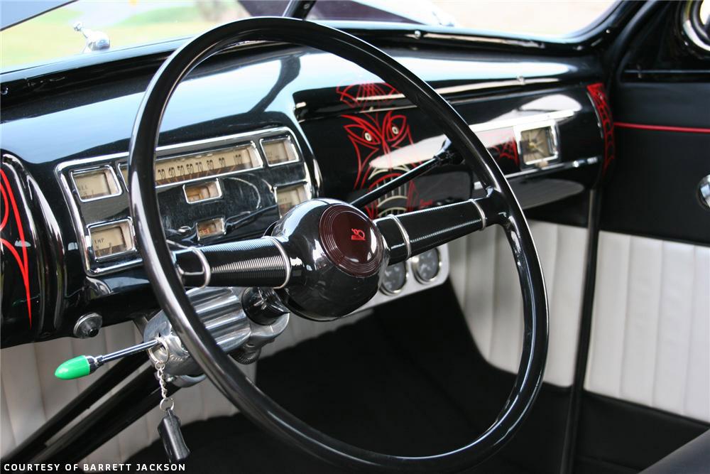 Barris 1940 Ford Chopped Coupe Custom Car Chroniclecustom Car Chronicle