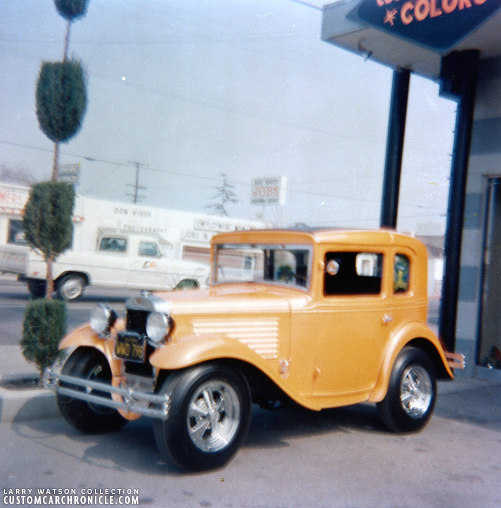 Larry Watson Painted Hot Rods - Custom Car ChronicleCustom Car Chronicle