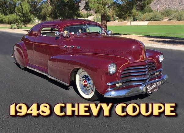 1948 Chevy Coupe Custom Car Chroniclecustom Car Chronicle
