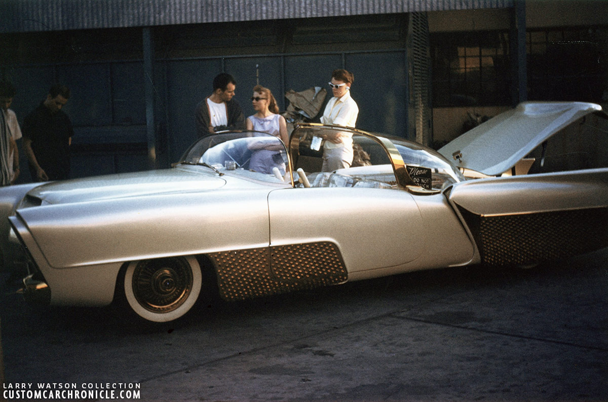 Golden Sahara Ii Pearl Paint Custom Car Chroniclecustom