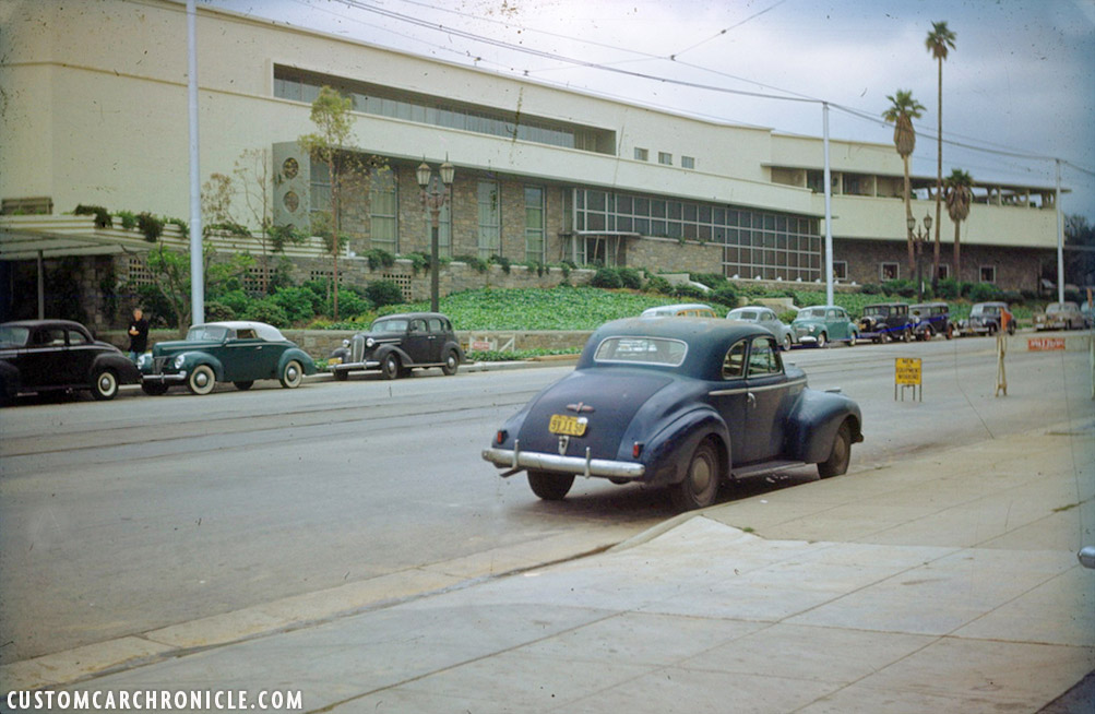 Early Pictures Tell a Story - Curb Parked - Custom Car ...