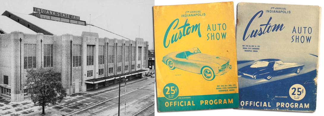 S Indianapolis Custom Shows Custom Car ChronicleCustom Car Chronicle - Car show indiana state fairgrounds