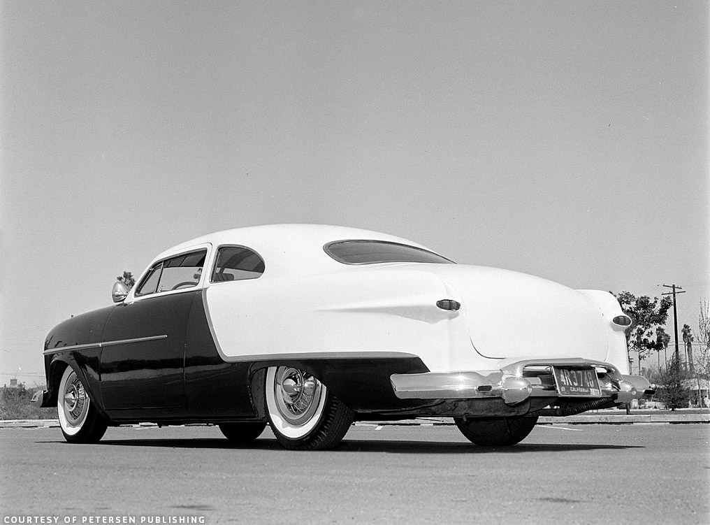 Bob Dofflow 1949 Ford - Custom Car Chronicle