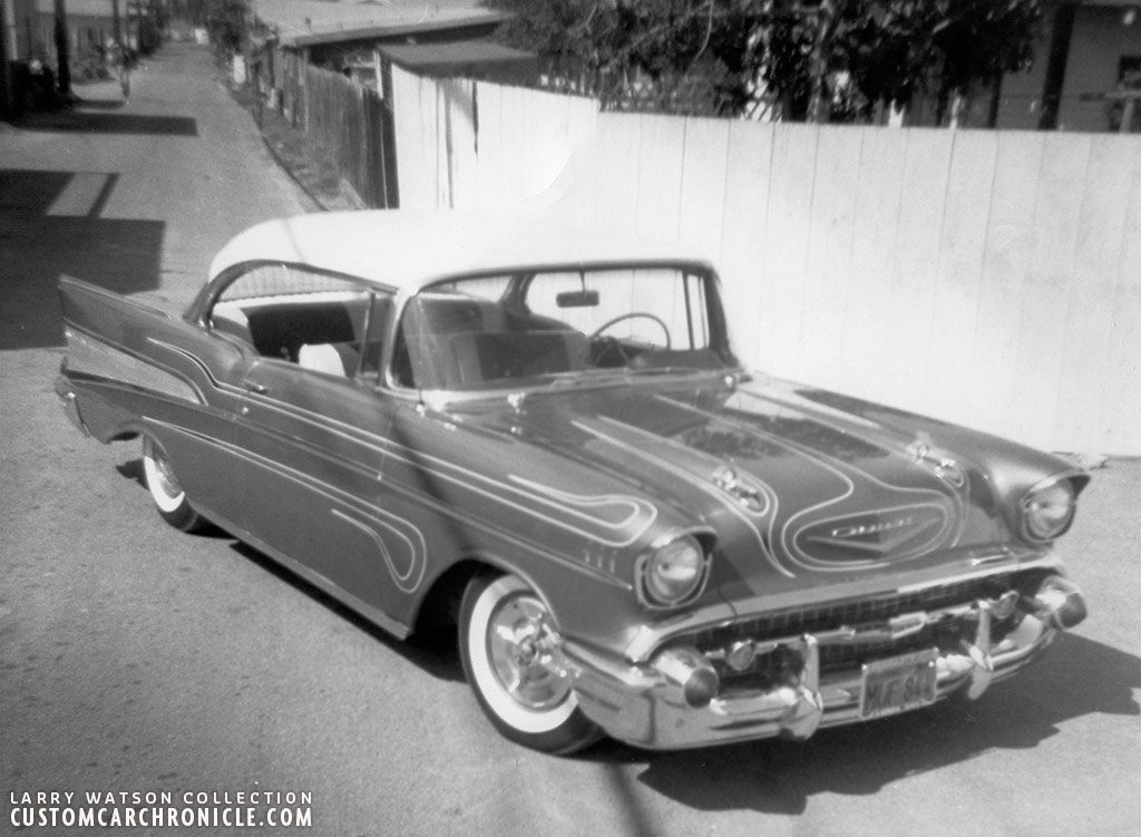 Larry Watson Archives Custom Car Chroniclecustom Car Chronicle