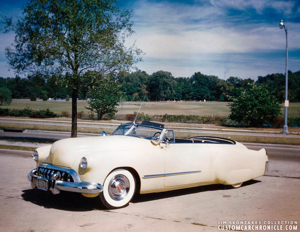 Jim Skonzakes 1949 Buick - Custom Car Chronicle