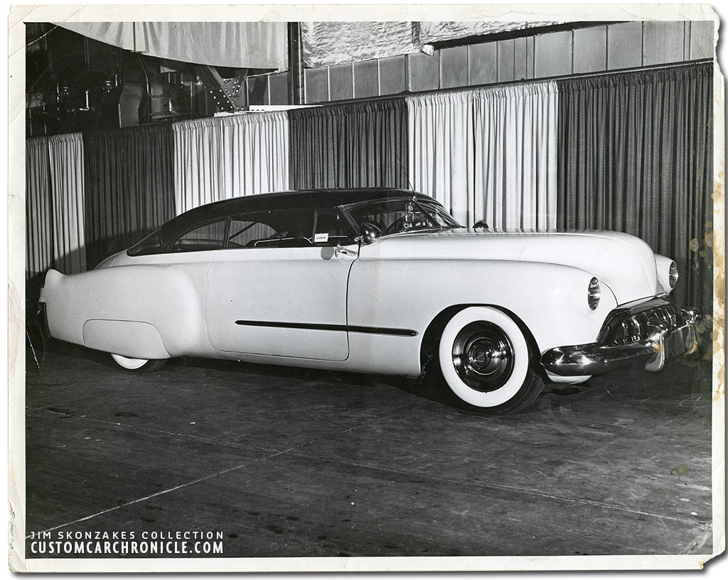Barris Offer Porno jim skonzakes 1949 buick - custom car chronicle