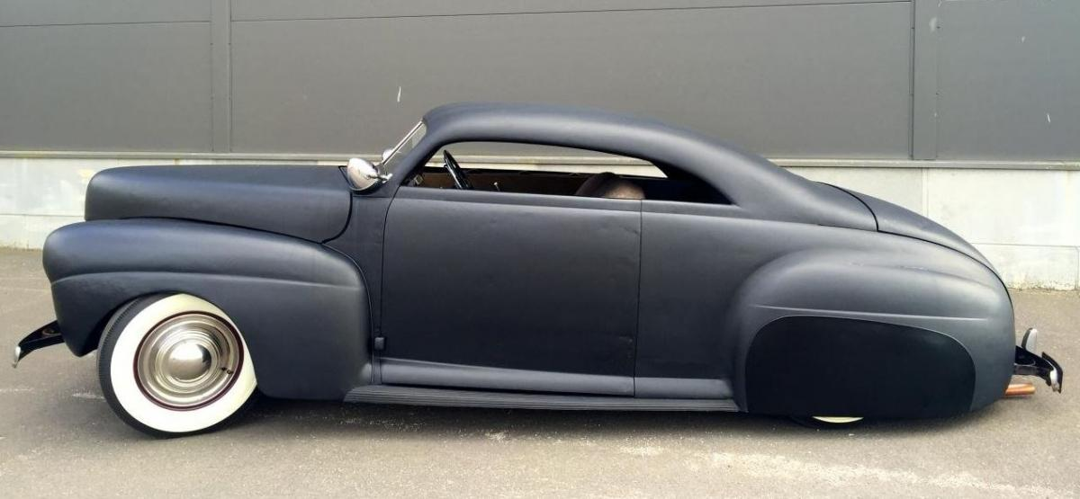 41 Ford hardtop