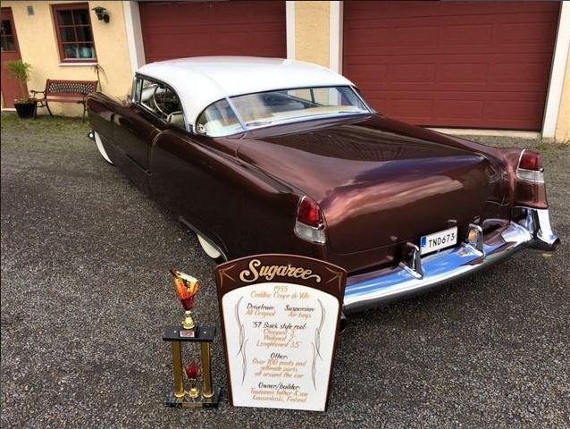 55 Cadillac Sugeree .