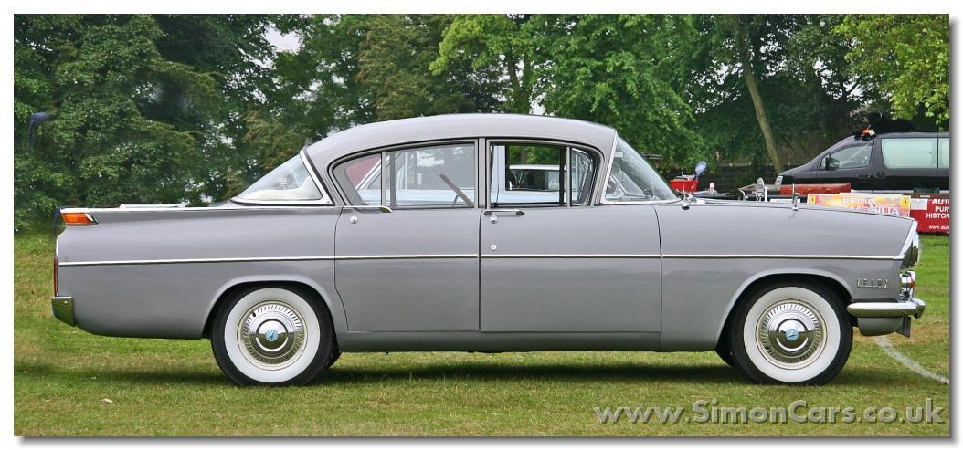 x_Vauxhall Velox 1960 side