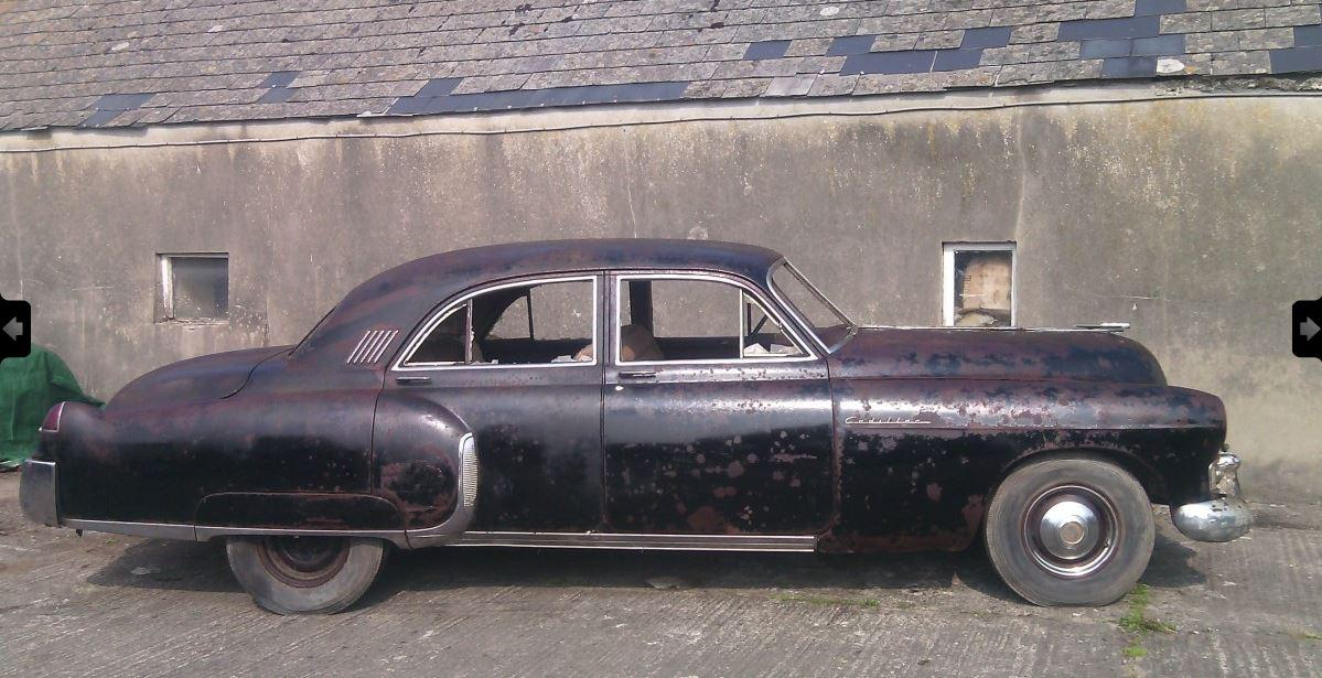 48 Cadillac Fleetwood